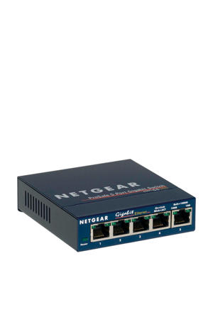 GS105GE 5-poorts gigabit switch