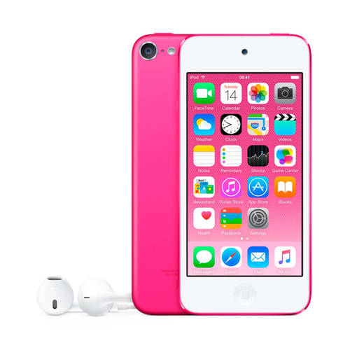APPLE iPod Touch 128 GB Roze
