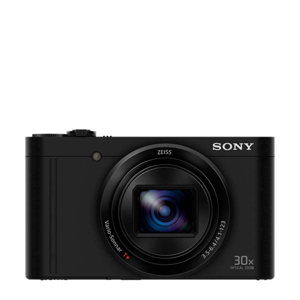 Sony Cybershot DSC-WX500 Zwart compact camera