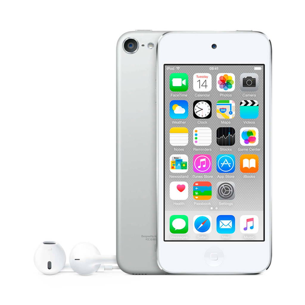 Apple iPod touch 32GB, Zilver