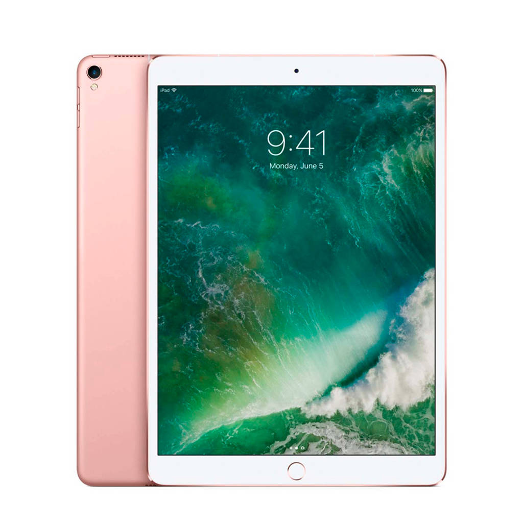 Apple iPad Pro 10.5 inch 512GB Wi-Fi + Cellular (MPMH2NF/A), Pink gold