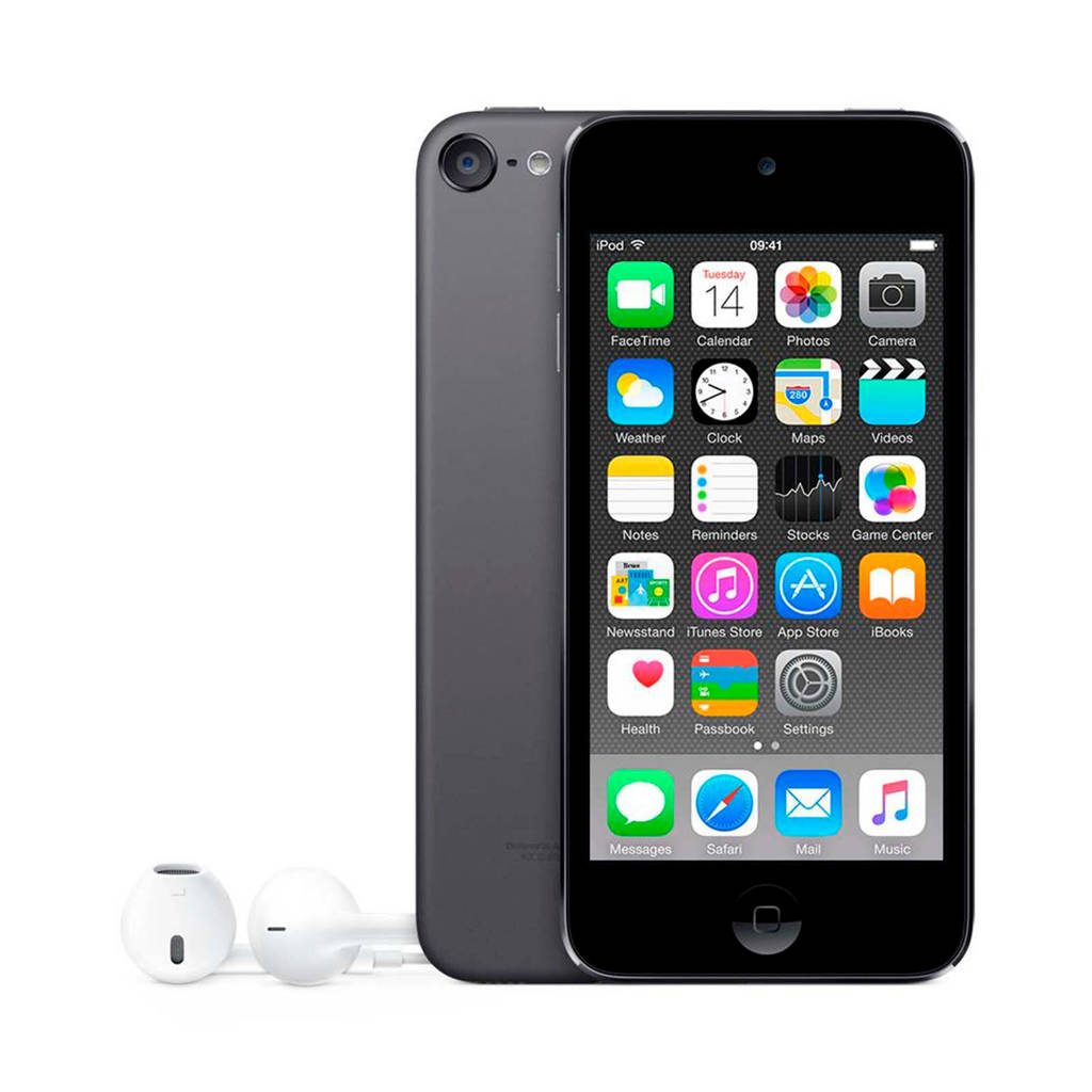 Apple iPod touch 128 GB MKWU2NF/A, Grijs