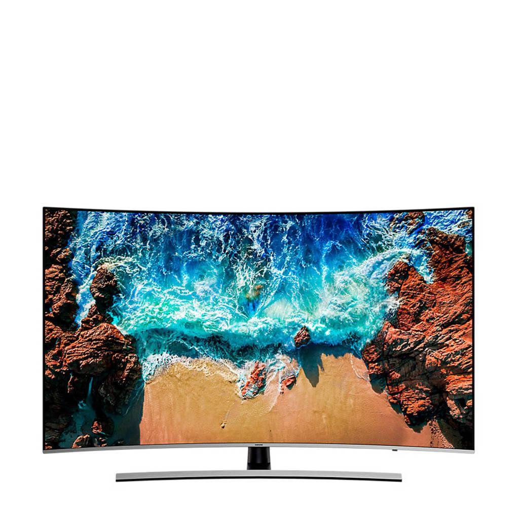 Samsung UE65NU8500 4K Ultra HD Smart LED Curved tv, -