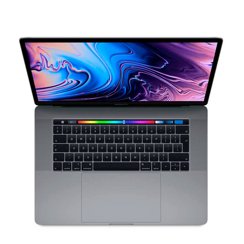 MacBook Pro Touch Bar (MR932N/A) space grijs  inch (), Grijs