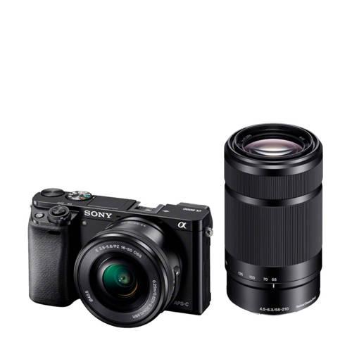 Sony systeemcamera kopen