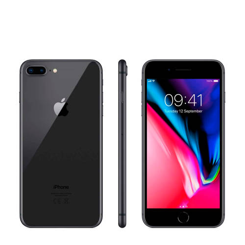 Apple iPhone 8 Plus 64GB grijs kopen