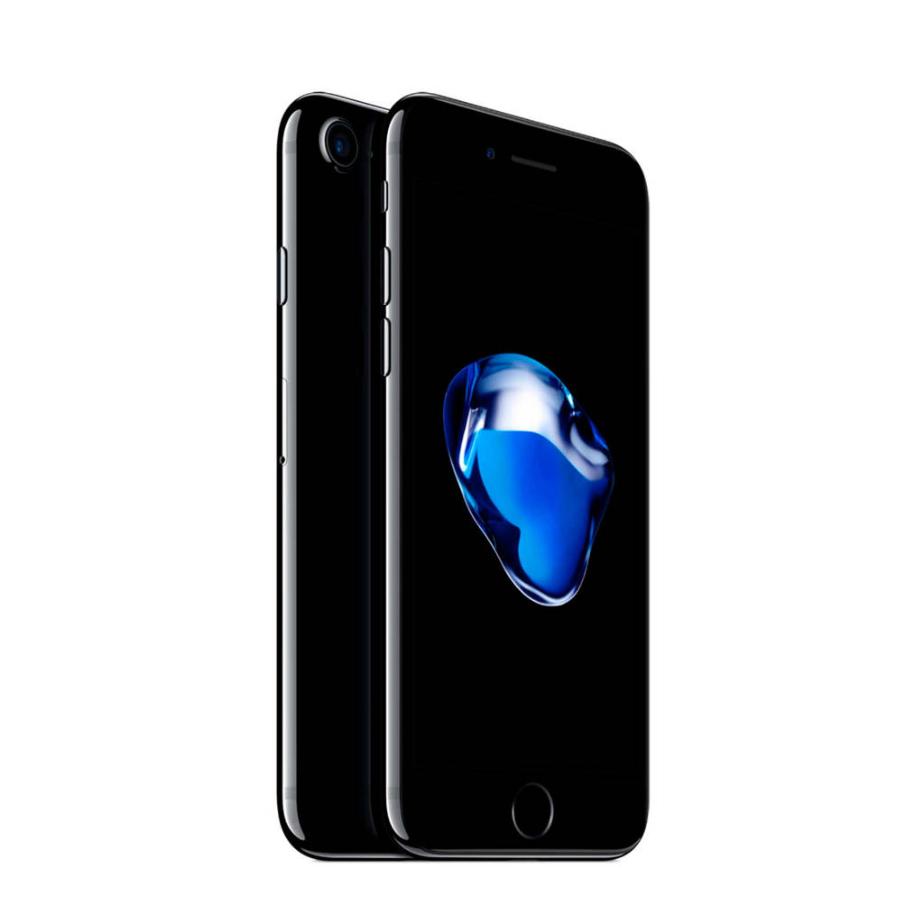 Apple iPhone 7 128GB zwart, Gitzwart