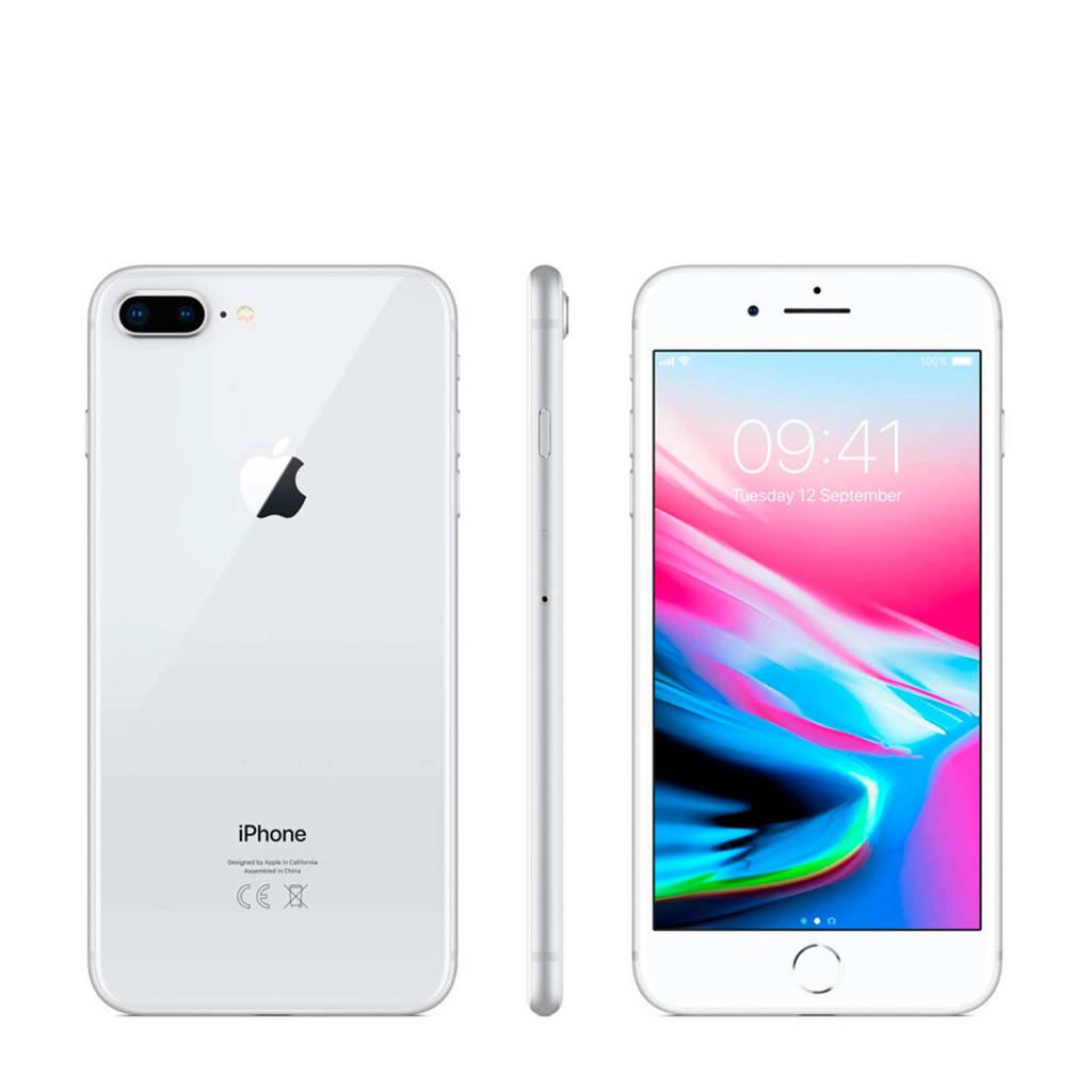Apple iPhone 8 Plus 256GB zilver, Zilver