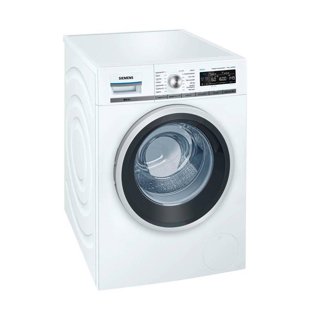 Siemens WM16W672NL iSensoric wasmachine