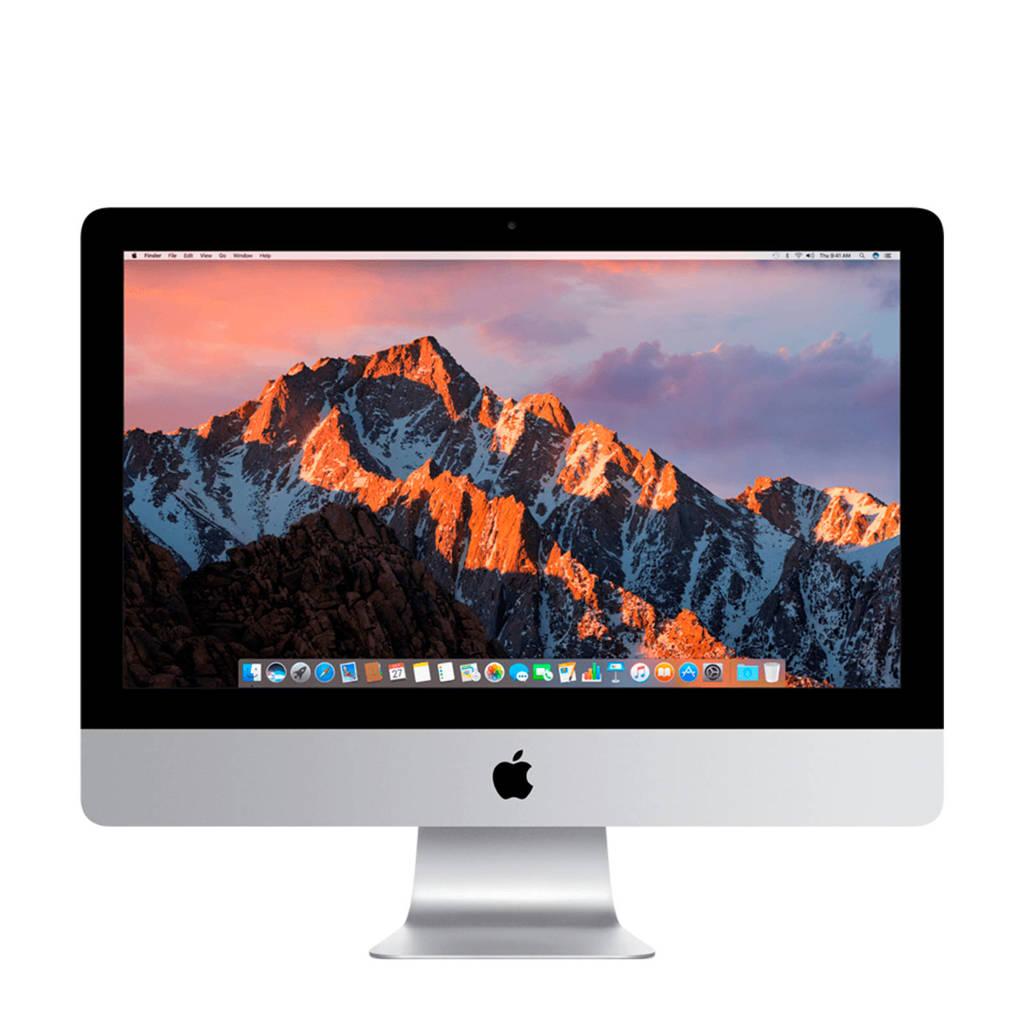 Apple iMac 21.5 inch Retina 4K (MNE02N/A), Wit