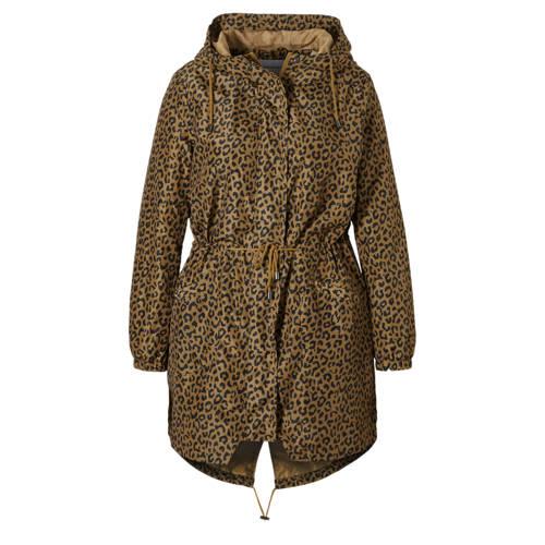 JUNAROSE regenjas met luipaardprint kopen