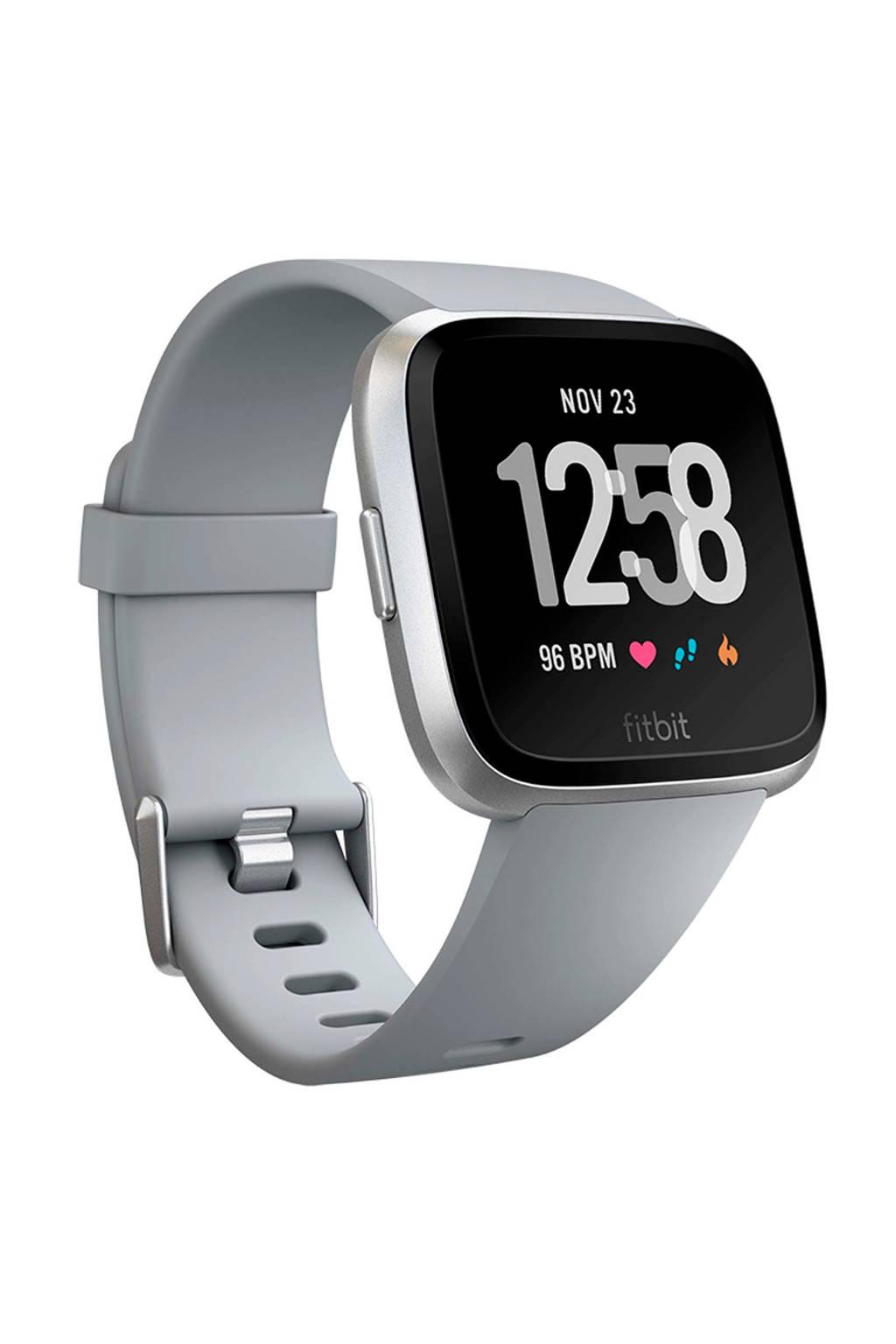 Fitbit Versa smartwatch, Grijs