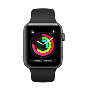 Watch Series 3 38mm smartwatch Space Gray