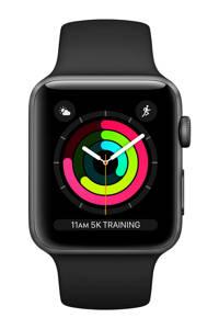 Apple smartwatch zwart, N.v.t.