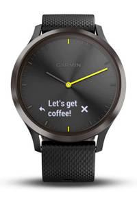 Garmin Vivimove HR Sport smartwatch, Zwart