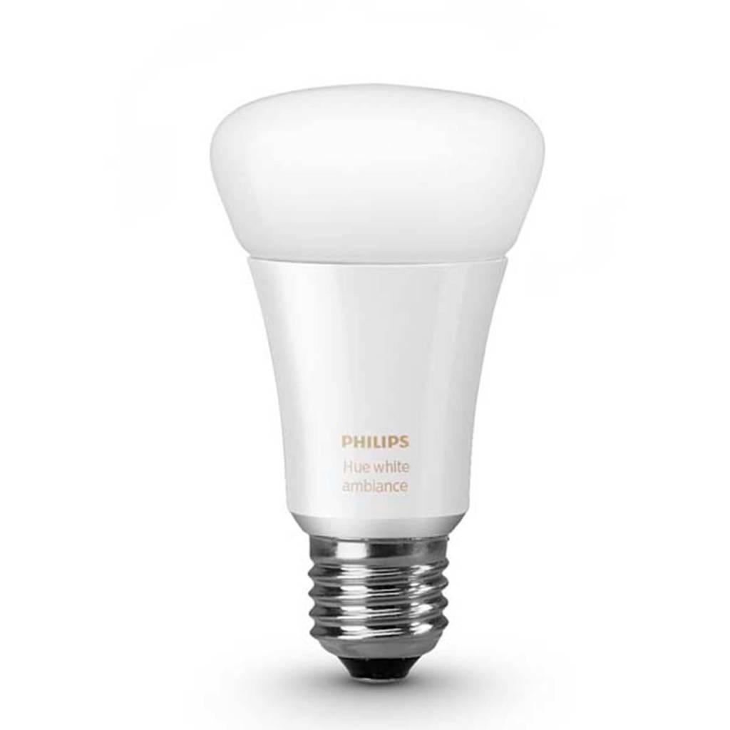 Philips Hue LED lamp White Ambiance 9W E27, -