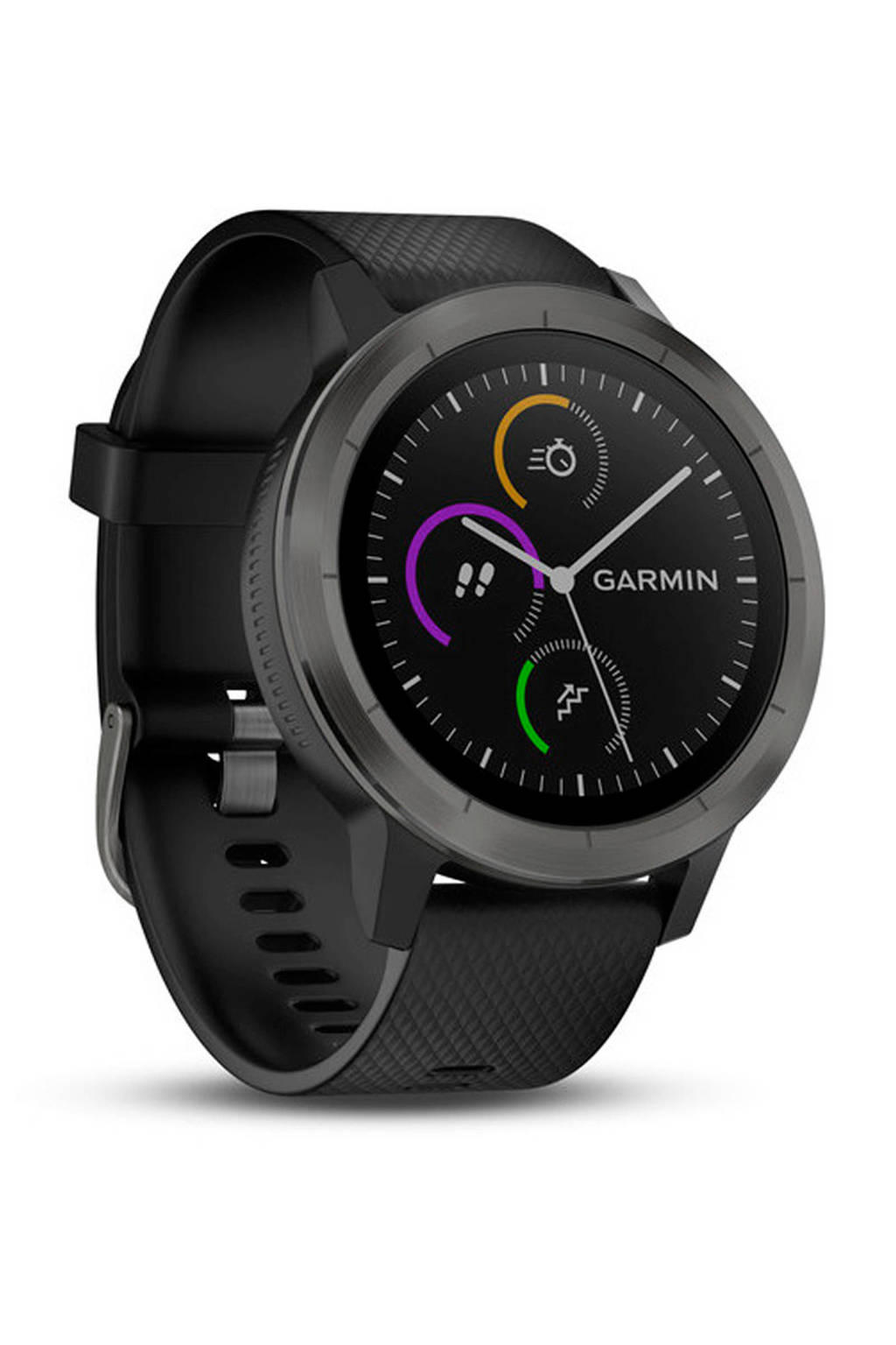 Garmin Vivoactive 3 smartwatch, Zwart/grijs