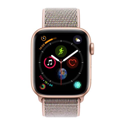 Apple Watch Series 4 GPS 44mm nylon band kopen