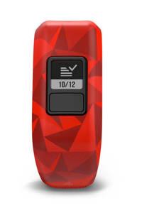 Garmin activity tracker, Rood