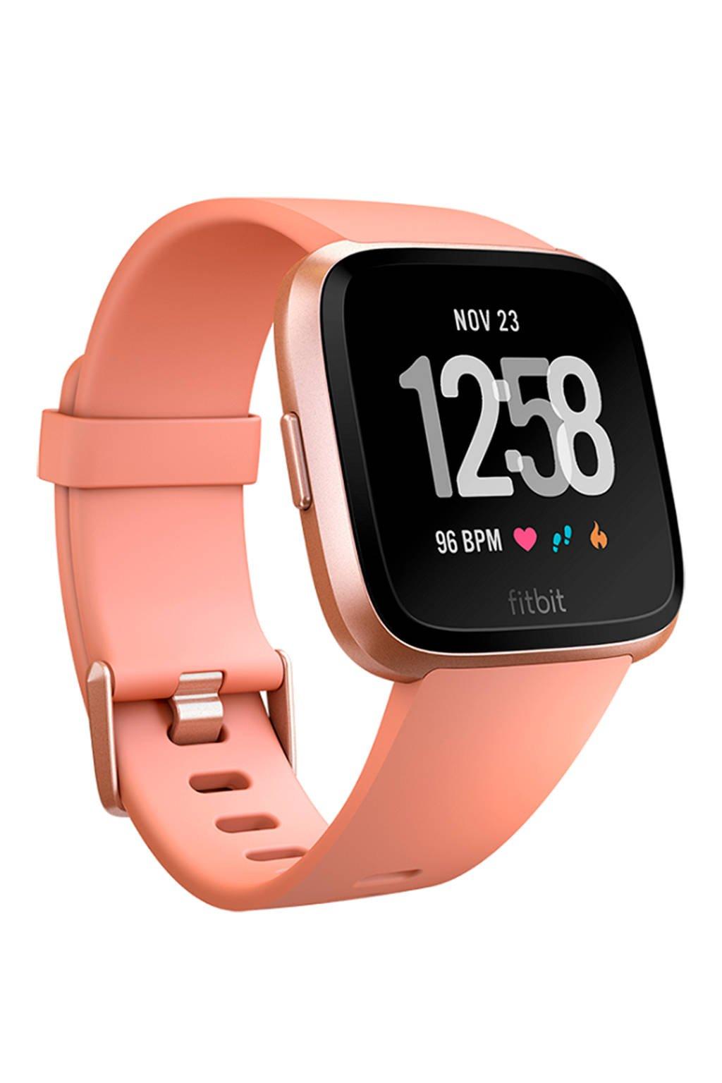 Fitbit Versa smartwatch, Roze