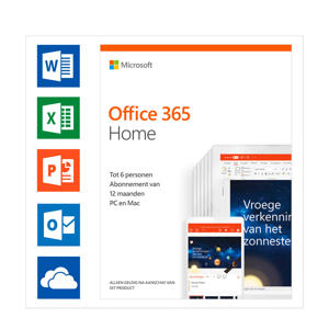 Office 365 Home 1 jaar