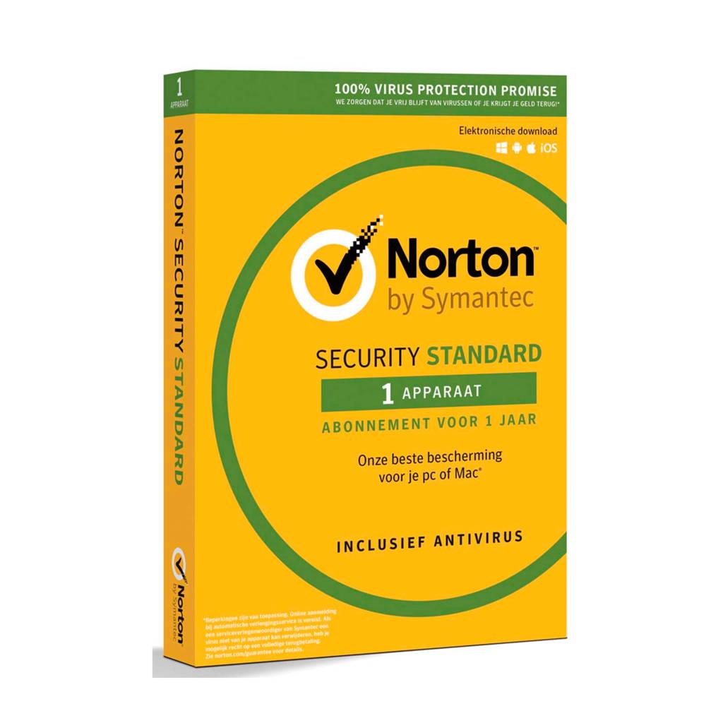 Symantec Norton Security Standard pakket, -