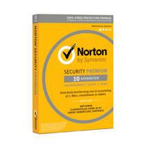 Symantec Norton Security Premium (10 apparaten)