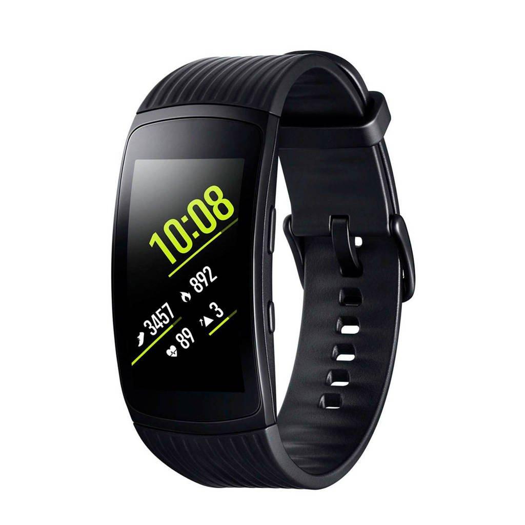 Samsung Gear Fit2 Pro activiteitentracker maat-L, Zwart