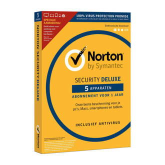 Norton Security Premium 3.0 25gb Nederlands (1 user/10 devices) (PC)