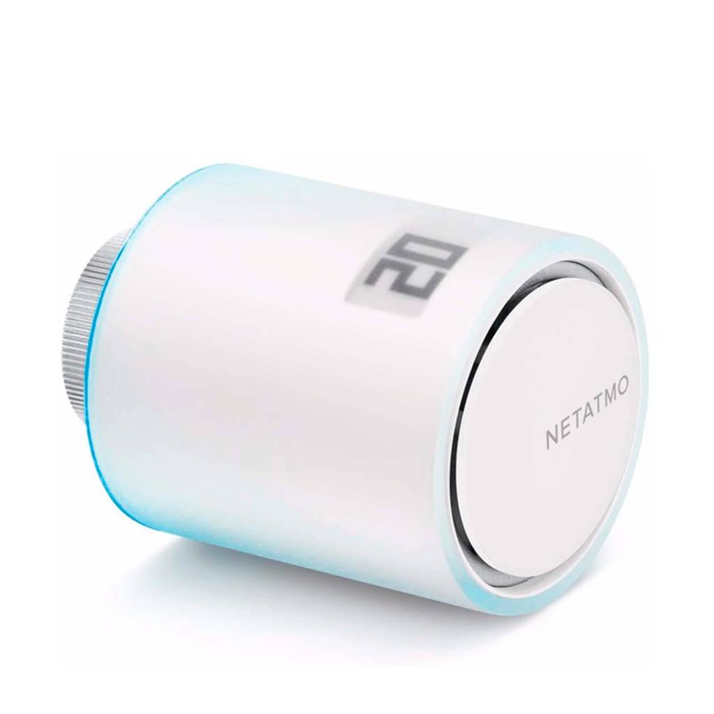 Netatmo  radiatorknop (bedienbaar met smartphone), -