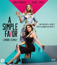 Simple favor  (Blu-ray)