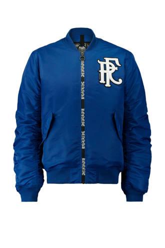 Ronnie Flex bomberjack blauw
