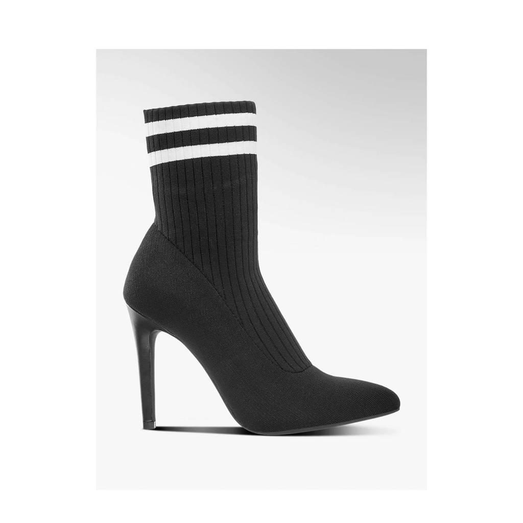 Boots Vanharen Zwart Graceland Graceland Vanharen Sock IHqI07x