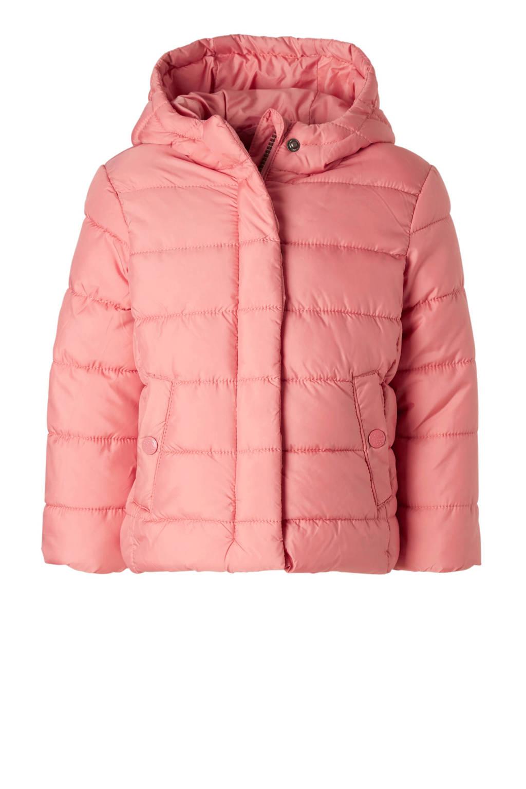 C&A Palomino gewatteerde winterjas roze, Roze
