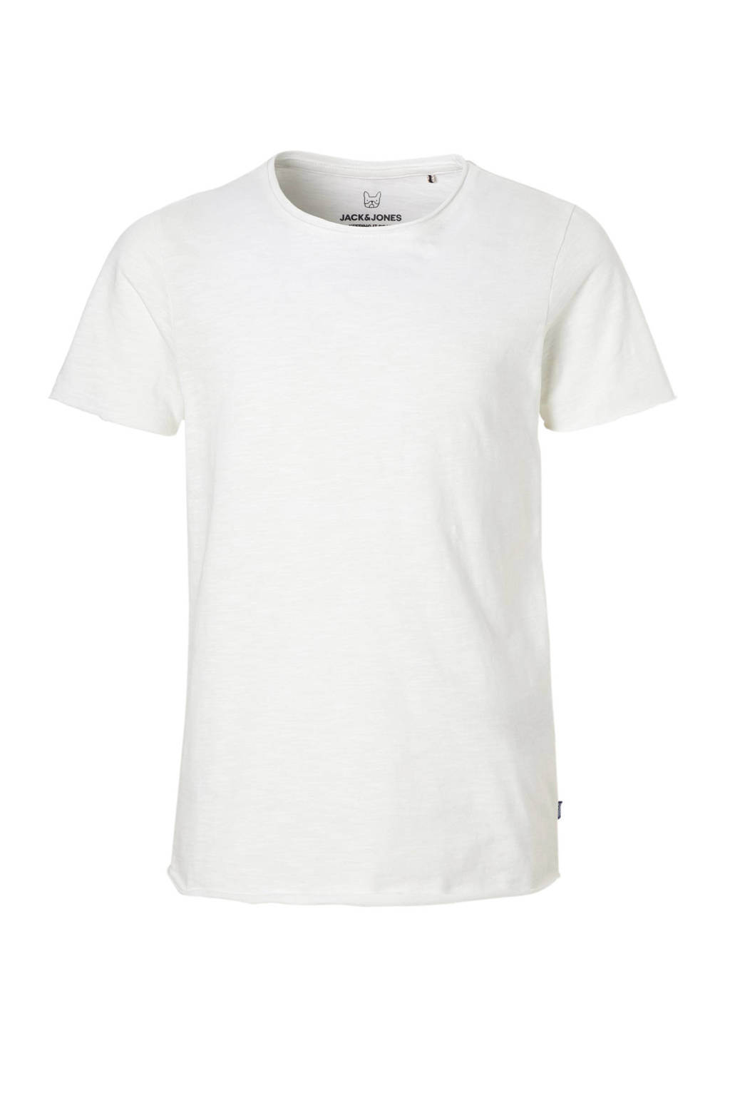 Jack & Jones Junior T-shirt Bas off white, Off White
