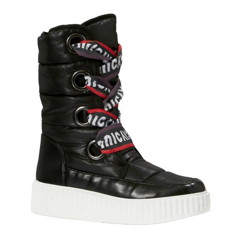 Juicy Couture snowboots Diletta zwart, Zwart