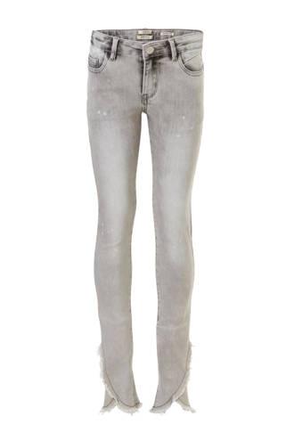 skinny fit jeans Nova grijs