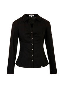Morgan blouse zwart (dames)