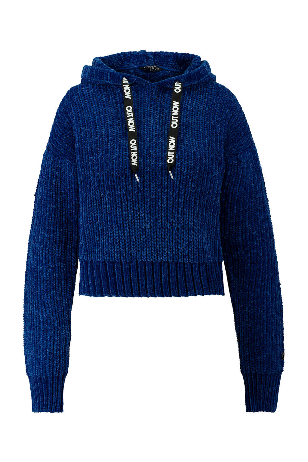 CoolCat trui blauw, Blauw