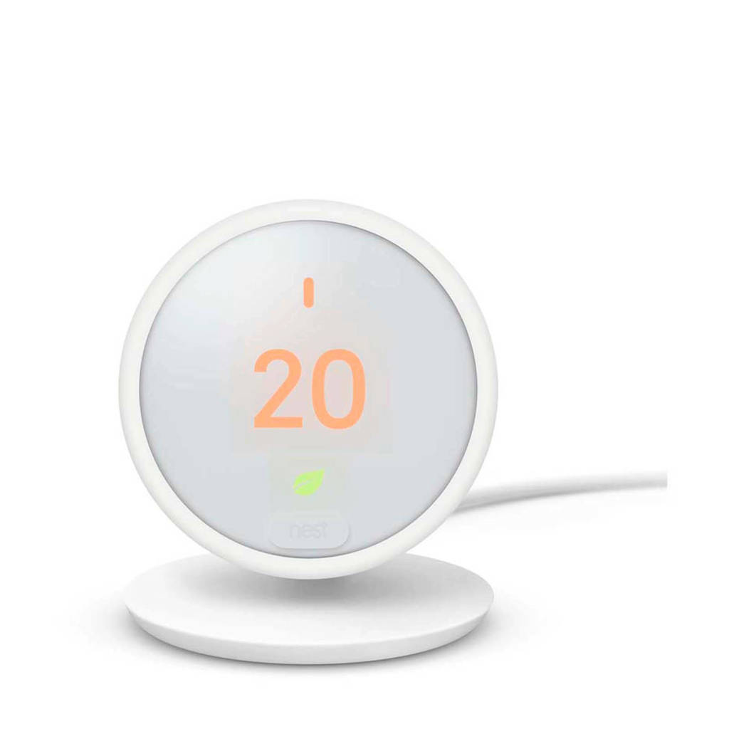 Nest  thermostaat E, Wit