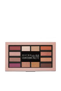 Maybelline Countdown oogschaduw palette