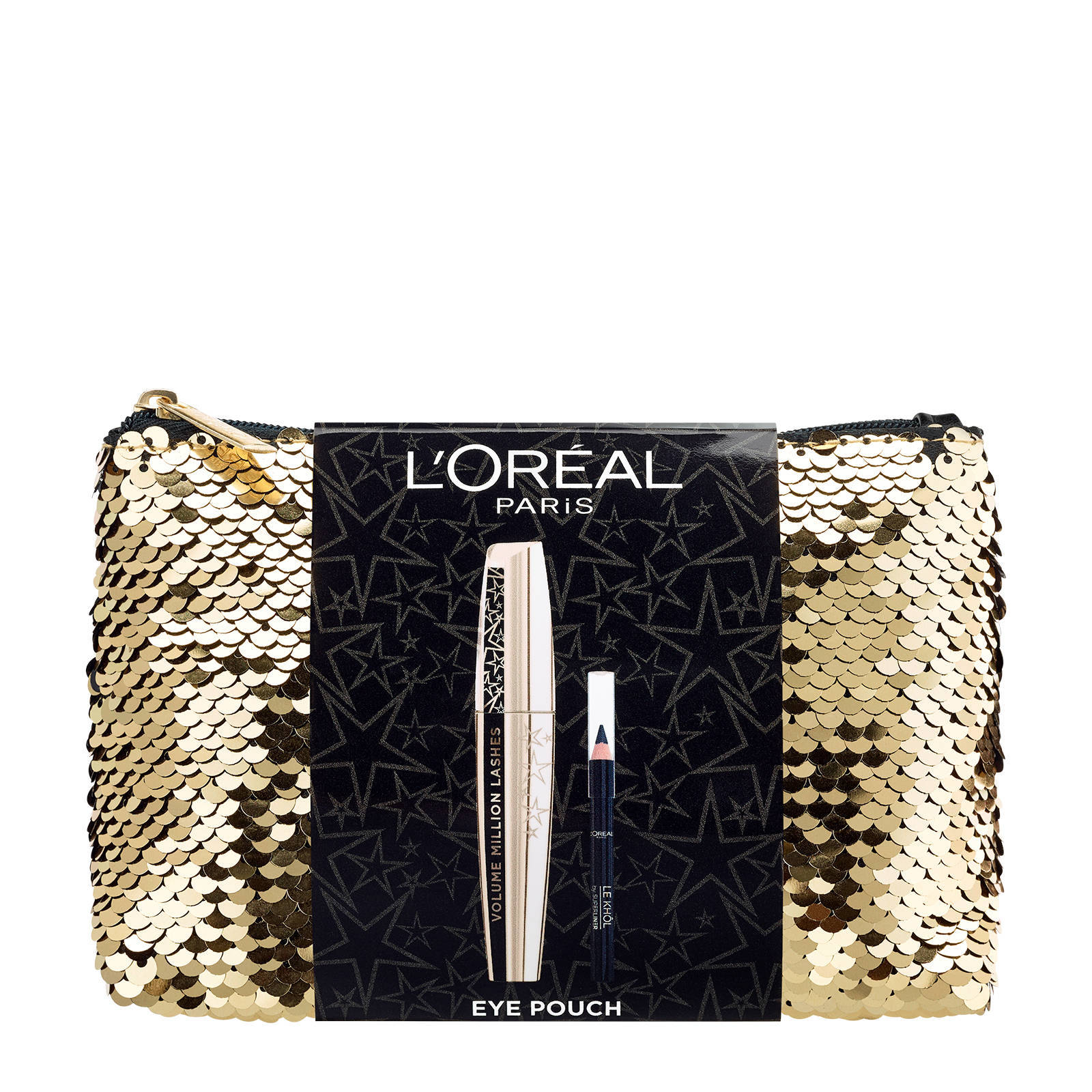 L'Oréal Paris Eye Pouch geschenkset