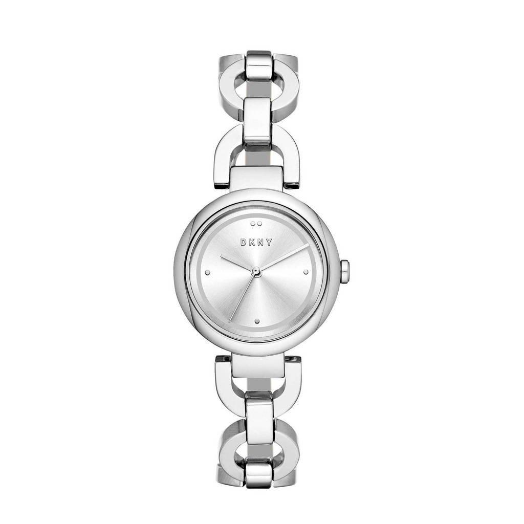 DKNY Eastside Dames Horloge NY2767, Zilver
