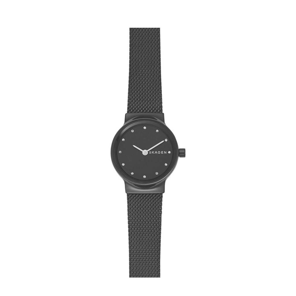 Skagen horloge Freya SKW2747, Zwart