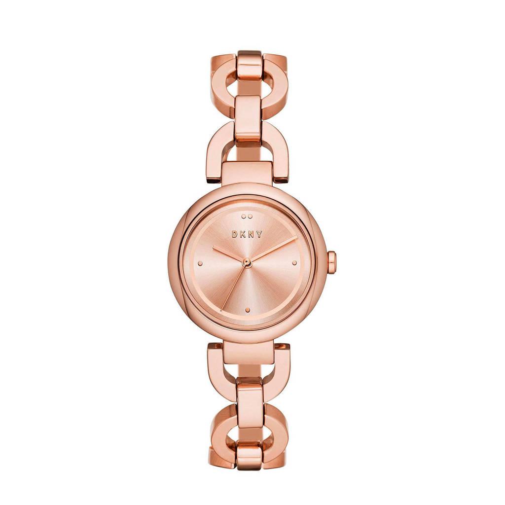 DKNY Eastside Dames Horloge NY2769, Rosé