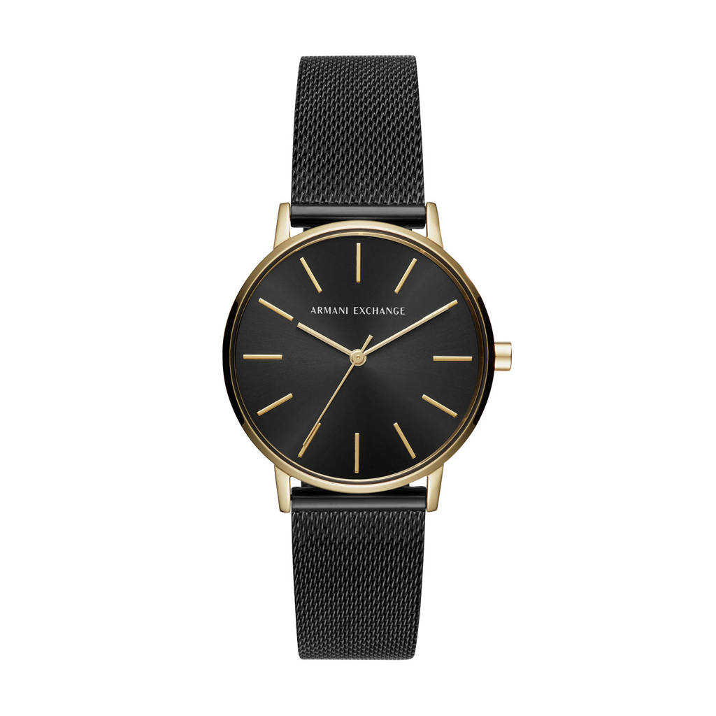Armani Exchange horloge Exchange AX5548, Zwart/goud