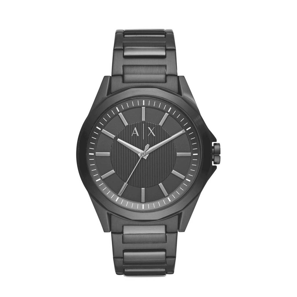 Armani Exchange horloge Exchange Drexler AX2620, Zwart