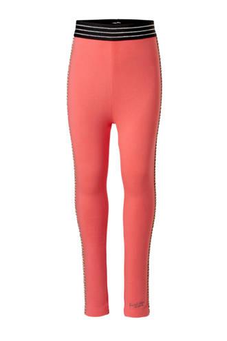 legging met contrastbies Shelley roze