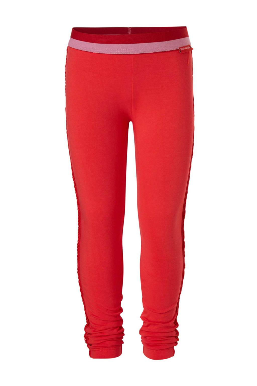 Quapi legging rood, Rood
