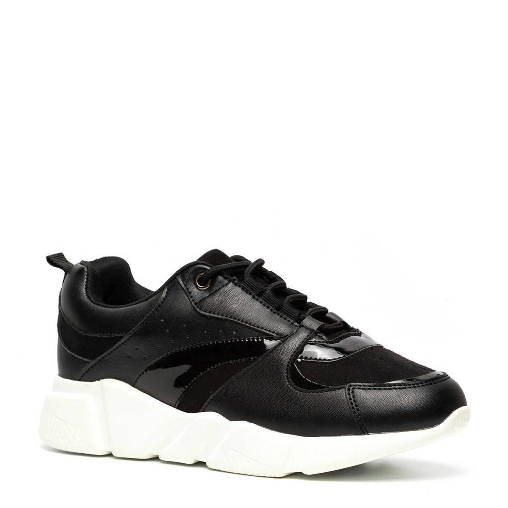 677453d6d85 Scapino Blue Box sneakers zwart   wehkamp
